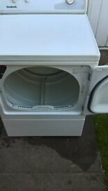Commercial Huebsch Tumble Dryer 180 litres