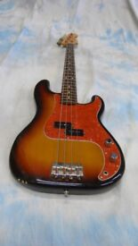Fender Japan 50th Anniversary 62 Precision Bass