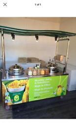 Magic sweet corn cart hot dog cart 1500 x 900