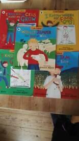 Children's books I love science