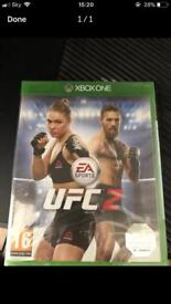 UFC 2 brand new and sealed