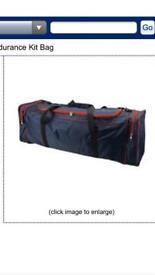 Kit bags various sizes