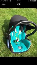 Maxi cosy car seat for sale £25