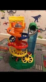 Thomas and friends spiral tower