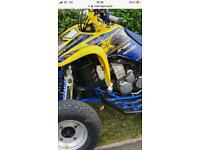 WANTED road legal quad project spares or repair