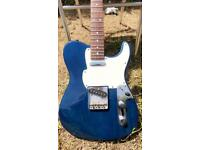 Fretking super telecaster electric guitar