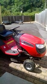 Jonsered (Husqvarna) ride on mower (REDUCED)