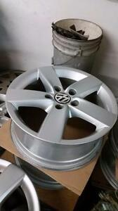 "VW Golf Jetta 15""/16""/17"" /// /// 17"" VW CC / Passat ///  /// 16""/18"" VW Tiguan OEM alloy rims 5 x 112"