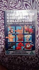 BNIP Children's Christmas Collection DVD