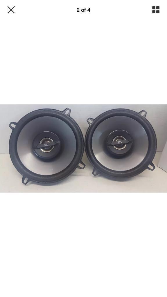 speakers in box. brand new jbl cs752 speakers in box - 5.25 inch speakers
