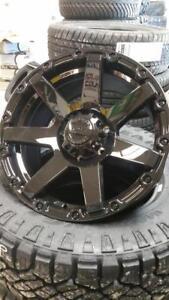 "Barrett Wheel Rim Truck Rim 17"" 18"" 20"" MPI FINANCE AVAILABLE Chevrolet Silverado GMC Sierra Ford F-150 Dodge Ram"