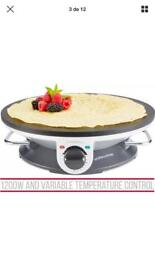 Electric crepe Machine (with box)