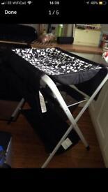 Ikea folding change table