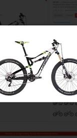 Lapierre Spicy 316 trail full suspension mountain bike