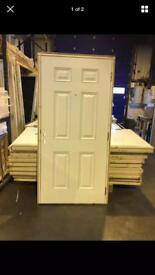 TO CLEAR only £50*** Composite door with fire rated frame