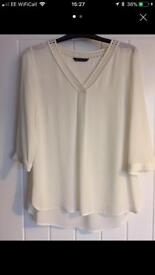 Marks & Spencer collection blouse