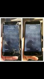 Repair Iphone Screens , Iphone 5, Iphone 6, Iphone 6s, Iphone 7