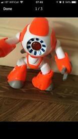 I que intelligent robot toy