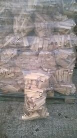 Turf, Logs And Firelighters/Kindling for sale