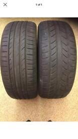 205/50/17 tyres