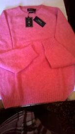 SCOTTISH CASHMERE JUMPER