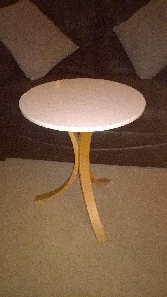 18 Inch Diameter 22inch High Round Coffee Table In Sheffield South Yorkshire Gumtree