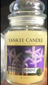 Unused Yankee candle