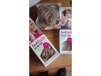 Hot Hair Wigs x 3 Perfect Pony blonde £10 the lot