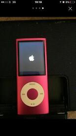 Apple iPod nano NOW SOLD