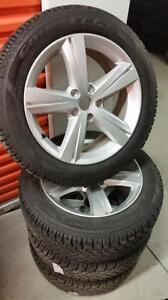 (215) Pneus d'Hiver - Winter Tires 215-55-17 Goodyear 12/32