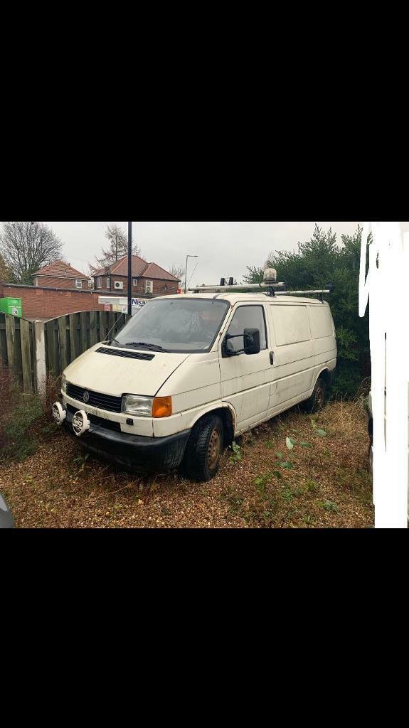 Volkswagen transporter t4 syncro 4x4 project or doner van | in Sheffield,  South Yorkshire | Gumtree