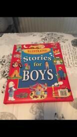 3 Stories for boys books