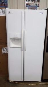 -  Side by Side Refrigerators $550 to $590 -  Used APPLIANCE SALES - 9267 - 50 Street Edm