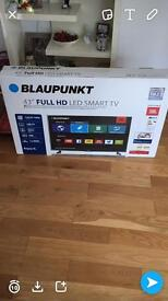 Blaupunkt TV 43inch led smart