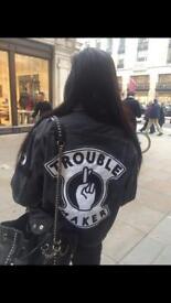 Women's Topshop denim jacket
