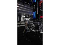 i7 6700K 4.00 GHz + Gigabyte GA-H110M S2H + Cooler bundle Intel cpu motherboard