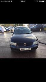 Volkswagen Passat Sport 110bhp TDi Diesel black in good condition