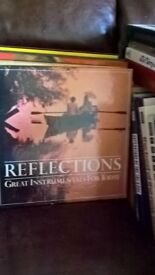 Vinyl Box Set....Readers Digest..Reflections..great instrumentals for today..