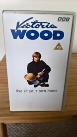 VHS Tapes – Victoria Wood