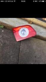 VW Rear lamp