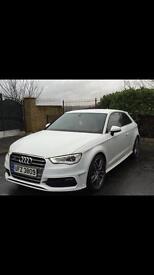 Audi A3 1.4 tfsi full s3 conversion