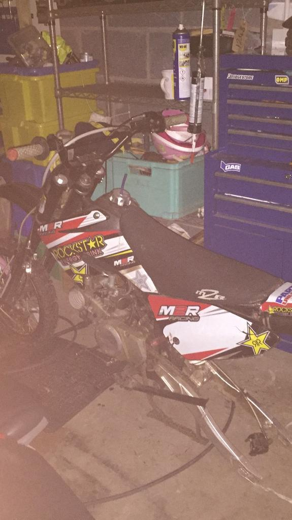Pit bike spares or repair MR2 Stomp project