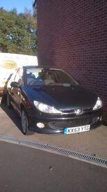 Peugeot 206 £650