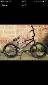Custom Fit Bike Co. street Bmx