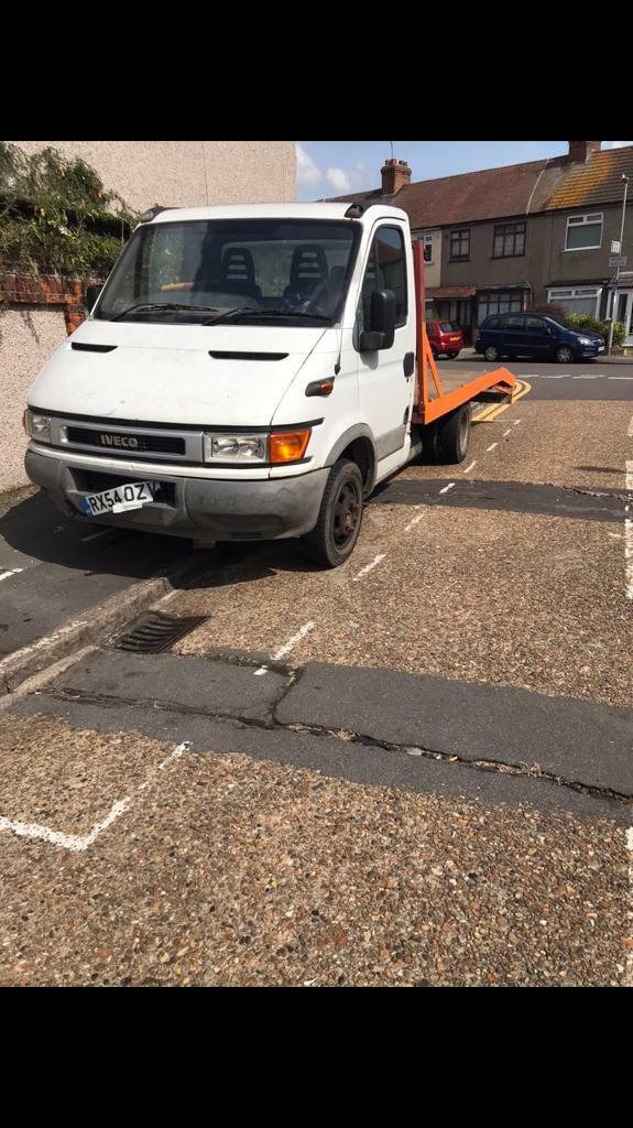 2aed153f98 2004 Iveco Daily Recovery Truck
