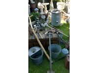 Wanted your unwanted garden items
