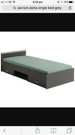 Brand new in box grey cabin bed !
