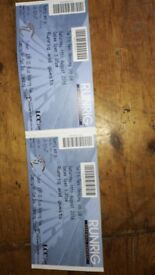 2 camping tix runrig, stirling castle, face value