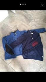 Men's fleece tops