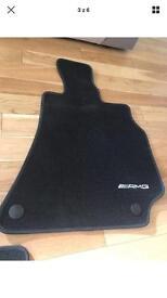 Mercedes Benz car mats